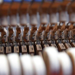 Klaviermechanik Foto: Susanne Golnick